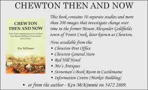 Chewton Then and Now